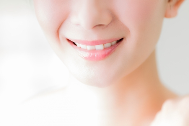 歯の寿命がのびる