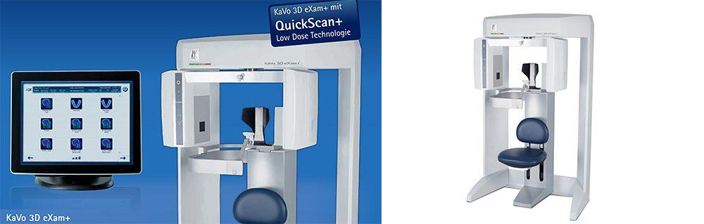 歯科用CT(Computed Tomography:コンピュータ断層撮影)装置